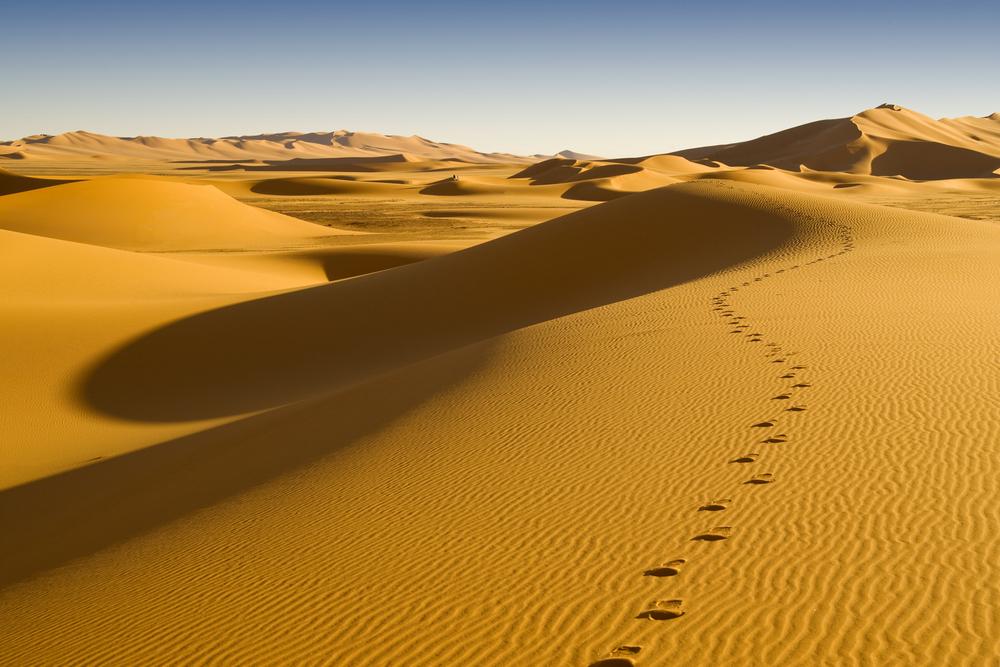 【行ってはいけない国】帰れなくなった地中海と砂漠の国リビア