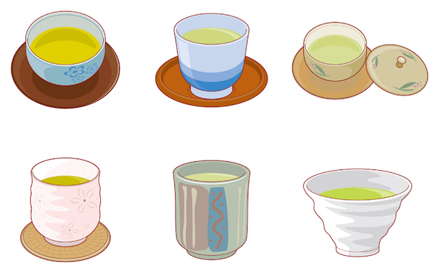 6つのお茶のうちどれがマナー違反かわかりますか?〜旅のマナークイズ【4】喫茶編〜
