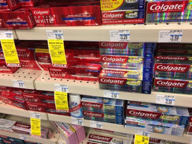 アメリカのスーパーマーケットでチェックするべきもの。歯磨き粉、コーヒー、マカロニチーズ・・