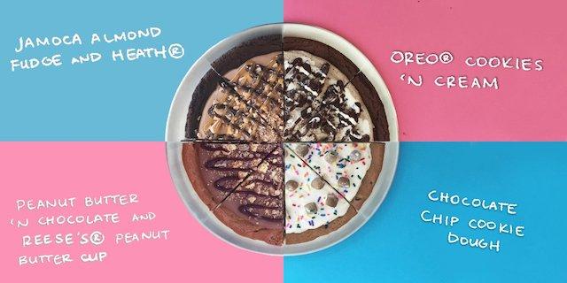 日本進出が待ち遠しい!?アメリカで人気のアイスクリームのピザって?
