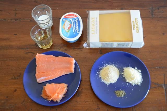 【簡単おいしいイタリアンレシピ】こんなに簡単なのにごちそう!「サーモンのラザニア」