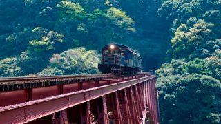 釧路湿原に黒部峡谷!【全国の国立公園を走る】絶景のトロッコ列車3選