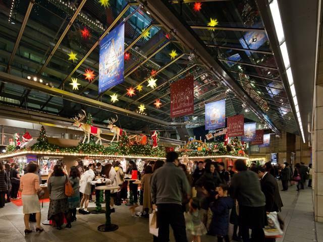 どんどん進化中!都心部と都内近郊のクリスマスマーケット5選