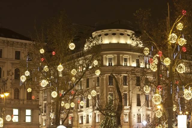 ヨーロッパのクリスマスイルミネーション5選