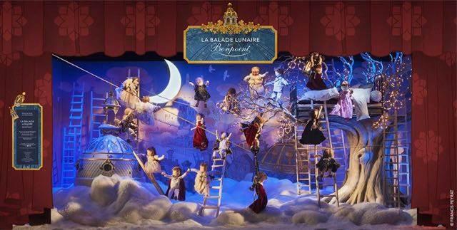うっとりするような美しいパリのクリスマスイルミネーション 4選