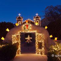【アメリカ西部】ルミナリアが幻想的~サンタフェのクリスマス~/現地特派員レポート