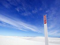 白い砂と青空が作り出す絶景、ホワイトサンズ国定公園/現地特派員レポート