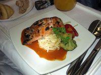 機内食レポート。南アフリカ航空「ヨハネスブルグ~香港」ビジネスクラス