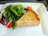 機内食レポート。日本航空「成田~ニューヨーク」ビジネスクラス