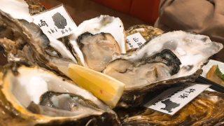 【横浜】大盤振る舞い!あふれるスパークリングと美味しい牡蠣