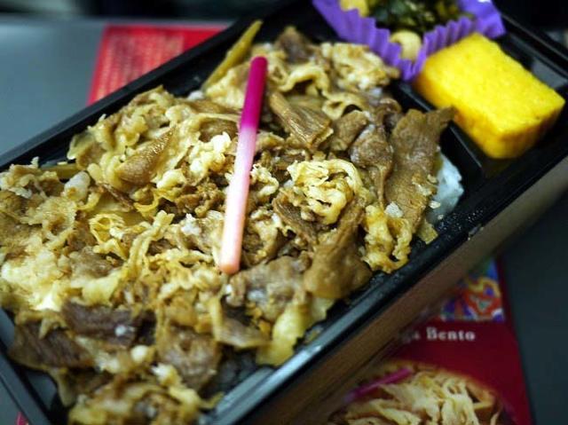 甘煮牛肉とマッシュポテトの組合せが驚愕のおいしさ!「牛じゃが弁当」