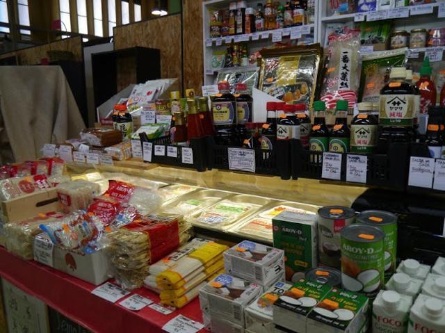 バレンシアで日本の食材を買うならココ。ルサファ市場の日本食材店
