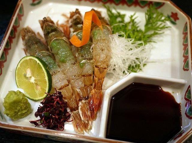 鳥取グルメ。鮮度が命の絶品サモエビとほっこり優しい味わいのラーメン