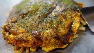 広島のお好み焼きはうどんを入れるのが主流!因島の有名店「うえだ」