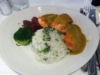 機内食レポート。マレーシア航空「成田~クアラルンプール」ビジネスクラス