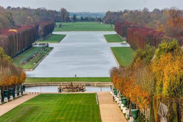 パリの秋の美しい風景のある公園5選