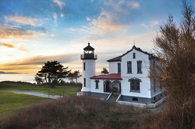 アメリカ一長い島。知る人ぞ知る「ウィッビーアイランド」で穏やかな時間を