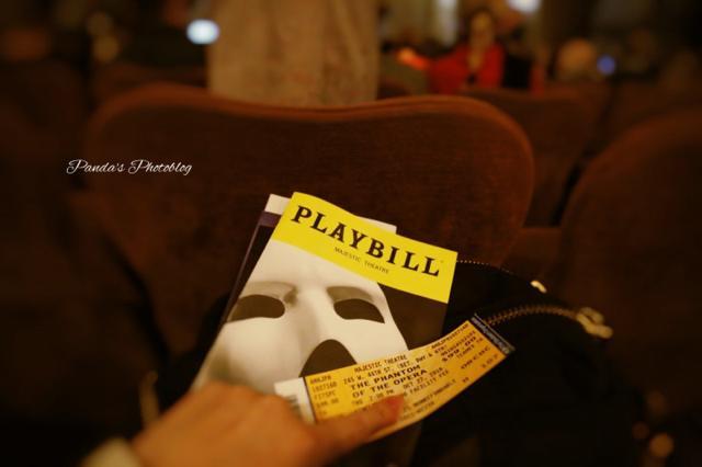 ブロードウェイで観る本場のミュージカル。感動の「オペラ座の怪人」