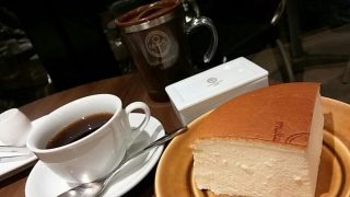 電子部品会社のキャラメルとチーズケーキ!?幸せを味わうカフェ