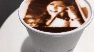 【銀座】おすすめ!自分そっくりの似顔絵マキアートが400円のカフェ