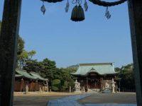 愛媛県「伯方島」。縁結びの力を持つ亀の形をした石のある神社へ