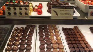 【表参道】量り売りで。ベルギー伝統のチョコレートショップ「レオニダス」