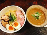 【飯田橋】濃厚なスープが太麺によくからむ!美味しいつけ麺「麺や庄の」