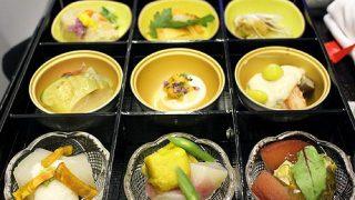 機内食レポート。JAL(日本航空)「成田~ニューヨーク」ビジネスクラス