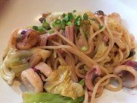 【横浜】旨味たっぷり!ヤリイカの塩辛クリームパスタが美味しいランチ