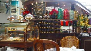 宙に浮かんでいるよう!シンガポールの高級紅茶専門店「TWG Tea」で過ごす至福のティータイム