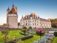 フランス 代々城主が女性だったシュノンソー城