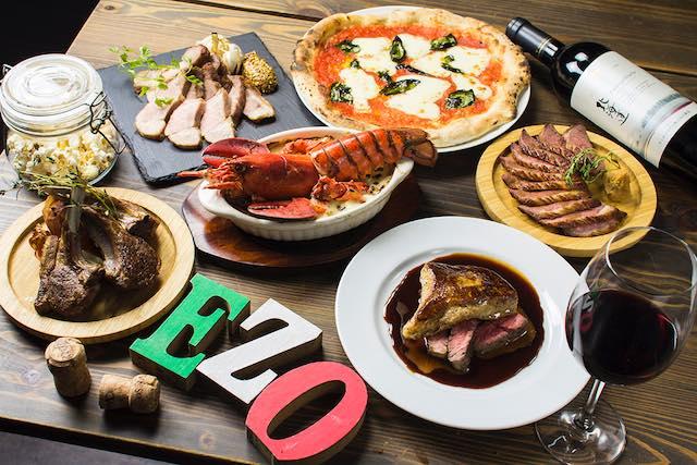 北海道の旬をイタリアンで召し上がれ!創作イタリアン居酒屋「エゾバルバンバン」