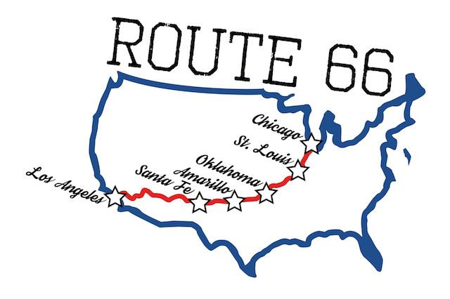 【前編】古き良きアメリカを訪ねて~ルート 66の旅/現地特派員レポート