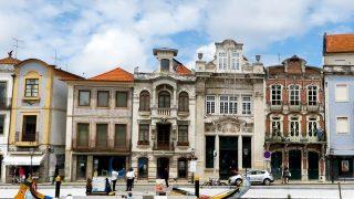 アールヌーボー建築がかわいい。アヴェイロ@ポルトガル/現地特派員レポート