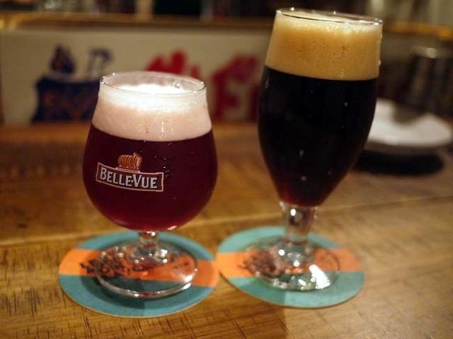 【渋谷】豊富なクラフトビールと美味しいつまみ「ブルゴンディセヘイメル」
