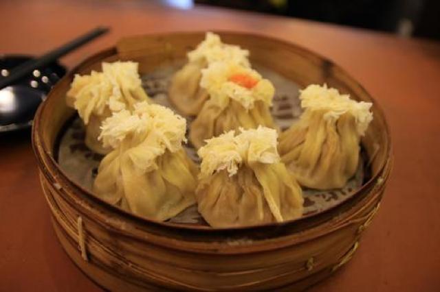 【北京】お肉ぎっしりで噛めば肉汁こぼれる。まるで小籠包のような絶品焼売