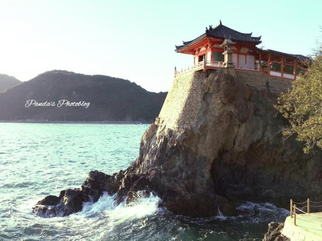【広島】心洗われる弁天様と鞆の浦の海を見ながらまったり過ごす休暇