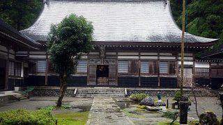 山寺で座禅と写経体験。精進料理も堪能できる新潟県五泉市「慈光寺」