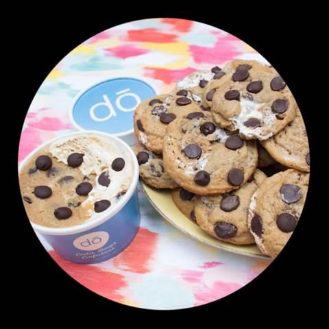 お菓子界のニュージャンル? NYで話題のそのまま食べられる生クッキー!