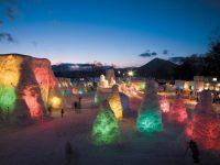 冬に訪れたい!大自然の作り出すアートを堪能できる支笏湖温泉