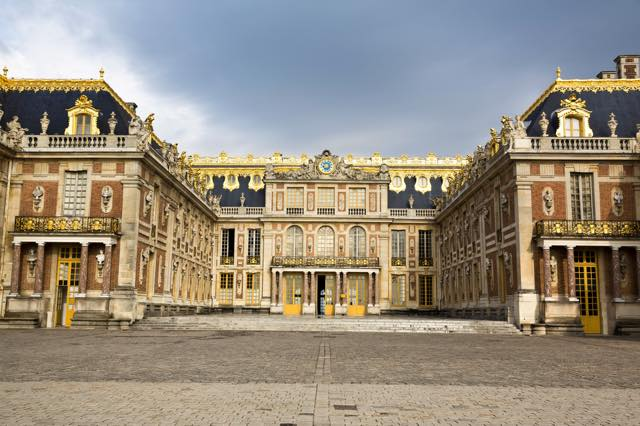 フランス ヴェルサイユ宮殿を訪れたい5つの魅力
