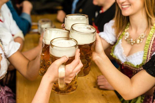 ドイツ人のお墨付き!ドイツに行ったら絶対に試したいビール5選