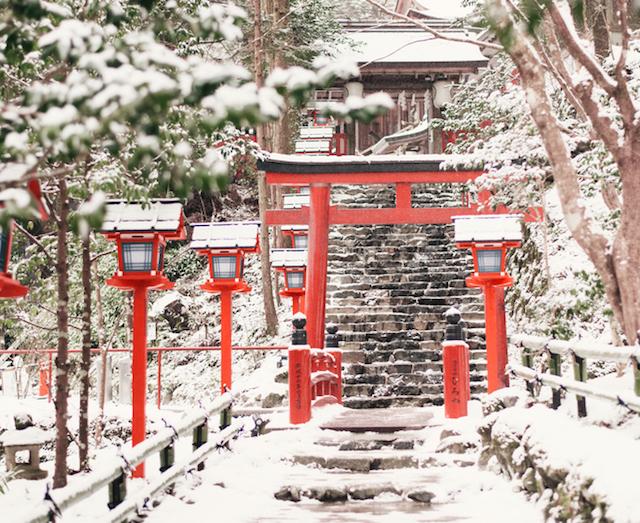 冬の京都の見どころとは?奥深い魅力を感じたいなら車でドライブがおすすめ