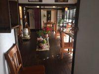 古民家をリノベーションして作られたオシャレカフェでランチ「茉莉花」