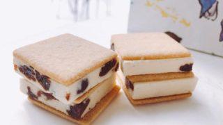 【札幌限定】本店でしか食べられない六花亭のアイスサンドとチーズケーキサンド