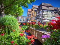 春に一度は訪れてみたい!花のある美しいフランスの街