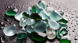 シーグラスが拾える、日本から一番近いヨーロッパのグラスビーチ