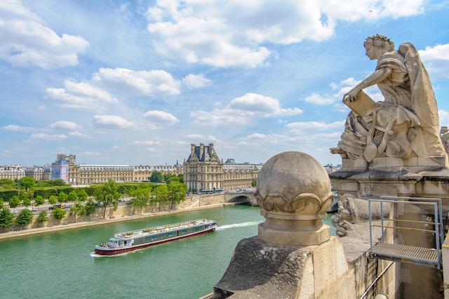 【旅の失敗談と解決策】パリのオルセー美術館で財布を盗まれる