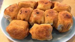 揚げ饅頭のようなぷっくりした餃子がおいしすぎる! 巣鴨「ファイト餃子」