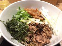 あのヤザワミートがプロデュース!ガッツリ肉食系の蕎麦店「肉そば ごん」